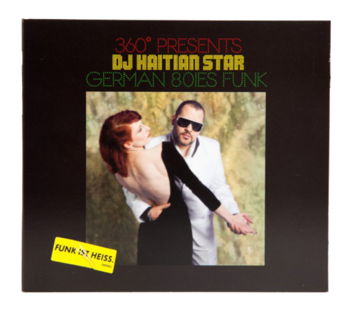 DJ Haitian Star - German 80ies Funk [CD]