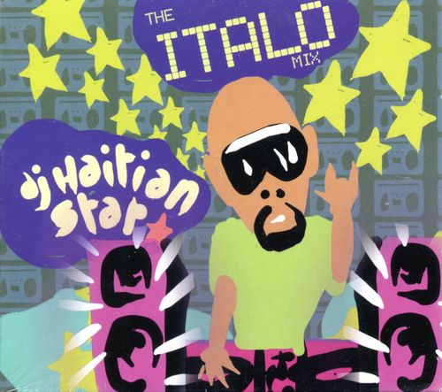 DJ Haitian Star - The Italo Mix [CD]